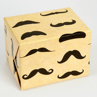 Accoutrements Mustache Gift Wrap | Shop Holiday Decorations Now | fredflare.com