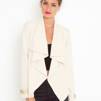 Salute Jacket in  Clothes Outerwear at Nasty Gal