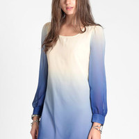 Lucid Dreaming Dip Dye Dress - $38.00 : ThreadSence, Women's Indie & Bohemian Clothing, Dresses, & Accessories