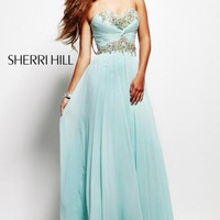 Sherri Hill 3859 at Prom Dress Shop