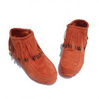 New Arrived Tassel Sequin Embellished Special Sole Shoes For Women China Wholesale - Everbuying.com