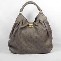 Louis Vuitton Cowhide Single Shoulder Bag Khaki