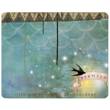 PAPAYA! Art Starlight Memo Mouse Pad - Memo Mouse Pads - Cards & Paper - Shop