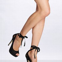 Mesh Ribbon Pump - Colin Stuart - Victoria's Secret