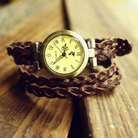 Fashion Retro Vintage Woven Bracele.. on Luulla