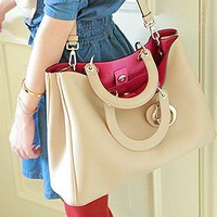 Vintage bag PU handbag Messenger Bag from Fashion Accessories Store