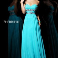 Sherri Hill 3866 at Prom Dress Shop