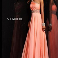 Sherri Hill 1537 at Prom Dress Shop
