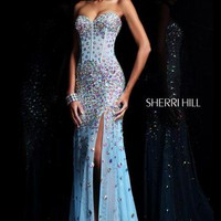 Sherri Hill 21029 at Prom Dress Shop