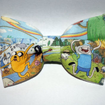 PREORDER Adventure Time by SuperAwesomeBowties on Etsy