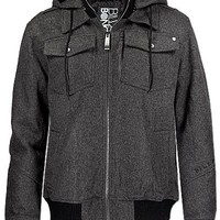 Billabong Tarif Hooded Coat - Men&#x27;s Outerwear | Buckle