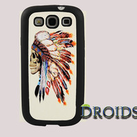 Galaxy s3 Case - Indian Chief Galaxy s3 Case