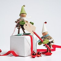 Pinecone Elves - Introduction - MarthaStewart.com