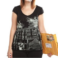 """To Venice"" - Threadless.com - Best t-shirts in the world"