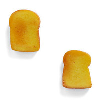 You're Toast! Earrings | Mod Retro Vintage Earrings | ModCloth.com