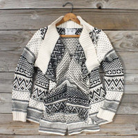 Wood Sled Sweater, Cozy Women&#x27;s Sweaters