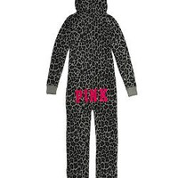 Fleece Long Jane - Victorias Secret PINK - Victoria&#x27;s Secret