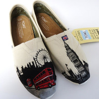 London Skyline TOMS