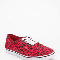 Urban Outfitters - Vans Authentic Leopard Print Canvas Sneaker