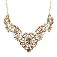 Baroque Collar Necklace on Luulla