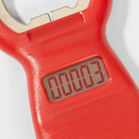 Beer Tracker Bottle Opener | Counting Bottle Opener | fredflare.com