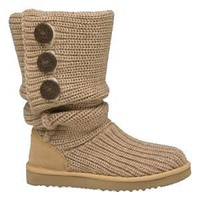 UGG Classic Cardy 5819-Oatmeal Outlet UK