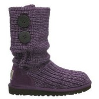 UGG Kid's Cardy 5819 Blackberry Wine Outlet UK