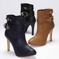 Ankle Buckle Bootie - Colin Stuart - Victoria's Secret