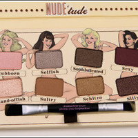 The Balm Nude &#x27;Tude Palette