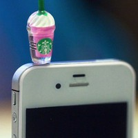 Starbucks Headphone Plug Cap - $2 | The Gadget Flow