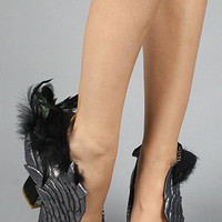 The Mayhem Shoe in Black : Irregular Choice : Karmaloop.com - Global Concrete Culture