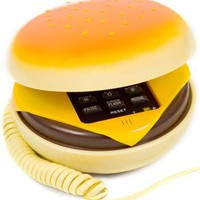 My Associates Store - Hamburger Cheeseburger Burger Phone Telephone IN JUNO(Telephone)