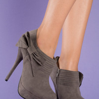 Bootie Love  Grey