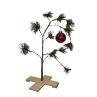 Amazon.com: Charlie Brown Christmas Tree (Musical): Home & Garden