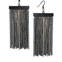 Just Acces Low Earrings at asos.com