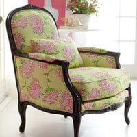"Lilly Pulitzer Home - ""Lauren"" Chair - Horchow"