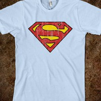 Sheldon's Superman T-Shirt