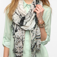 Photo Print Scarf FOLLOW MEE