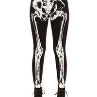 GYPSY WARRIOR - X Ray Leggings
