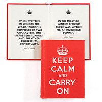 Z Gallerie - Keep Calm And Carry On