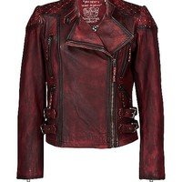 Old Gringo Quilted Leather Jacket - Women&#x27;s Jackets/Blazers | Buckle