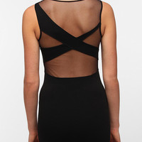Urban Outfitters - Silence & Noise Laser Beam Dress
