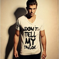 Tee shirt DTMTee - Don&#x27;t Tell My Tailor - marque parisienne de tee shirts en edition limiteeacute;e