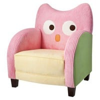 Circo Chloe &amp; Conner Love and Nature Owl Chair
