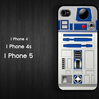 Case iPhone 4 Case iPhone 4s Case iPhone 5 Case idea case cute love like beautiful god it ET robot starwars movie case