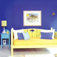 Dory Day Bed with Custom Accents by Maine Cottage, Beds, Furniture for Children