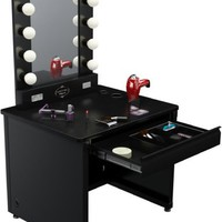 Broadway Lighted Vanity Desk 36'' x 30
