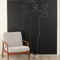 Blackboard Removable Vinyl Wall Sticker Chalkboard Decal Chalk Board