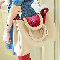 Retro PU handbag Messenger Bag xb0012
