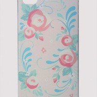 Floral Print Cellphone Case for Iphone4/4s - New Arrivals - Retro, Indie and Unique Fashion